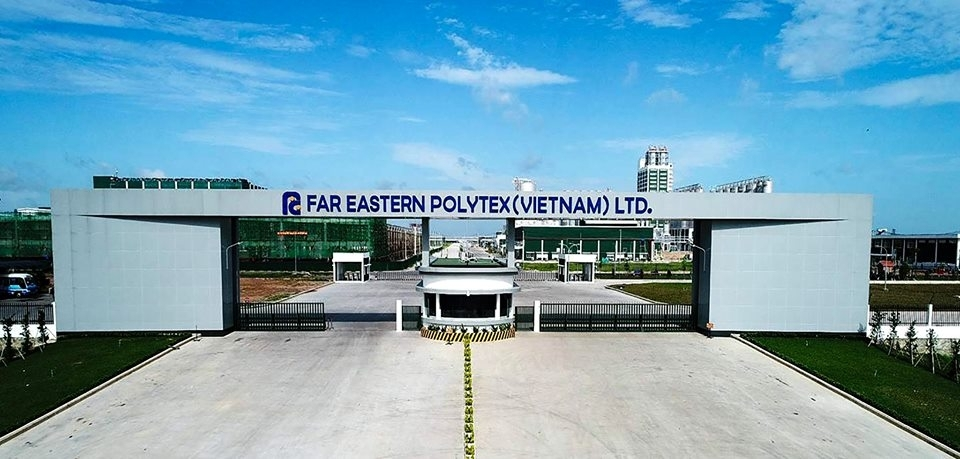 Cong Ty Polytex Far Eastern 2