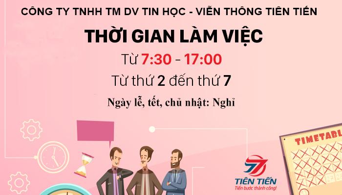 Cong ty TNHH Tien Tien