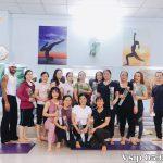 """Yoga Sun & Moon – Trung tâm luyện tập yoga tại Bình Dương """"100% GV Ấn"""""""