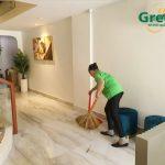 Green Clean – Công ty cung cấp dịch vụ giúp việc theo giờ tại Bình Dương
