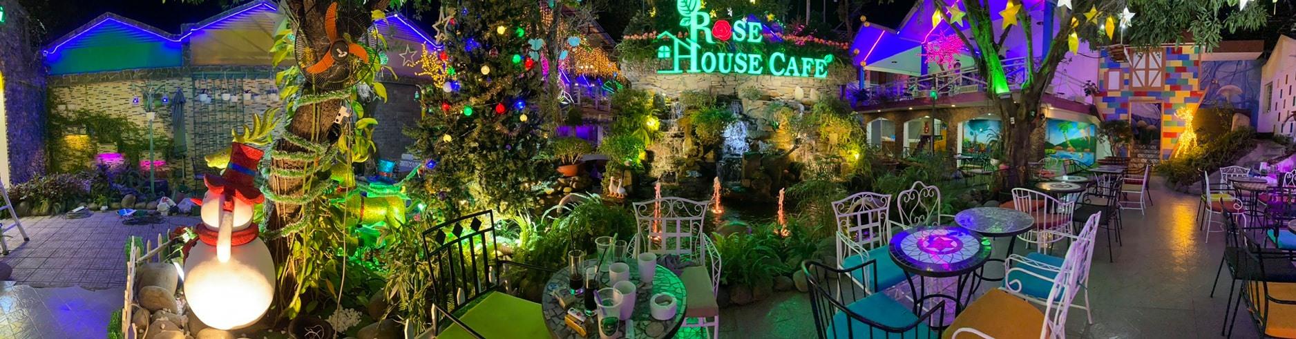 Cafe Rose House